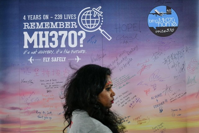 Vụ mất tích bí ẩn MH370 sau hơn 4 năm vẫn chưa có lời giải. Ảnh: Getty Images