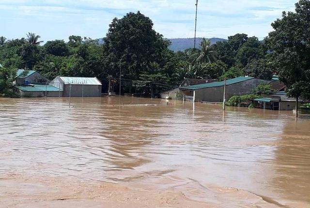Nhiều địa phương Thanh Hóa vừa trải qua trận lũ lịch sử, đang đối diện khả năng ảnh hưởng của cơn bão số 5