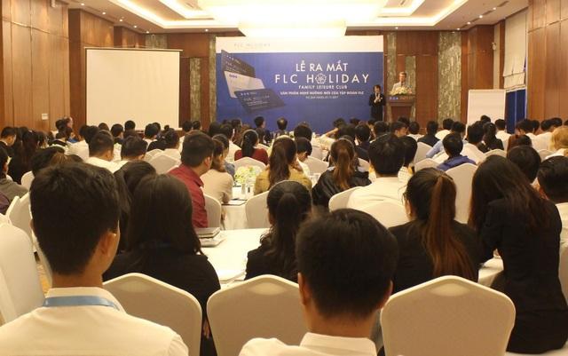 Ngay từ khi mới ra mắt thị trường, FLC Holiday đã nhận được sự quan tâm từ đông đảo khách hàng