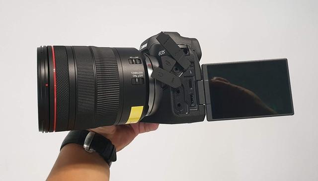 Trên tay máy ảnh mirroless full-frame đầu tiên của Canon tại Việt Nam - 5