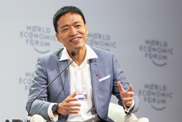 Ông Lê Hồng Minh, CEO công ty VNG, kể về những ngày thành lập công ty.