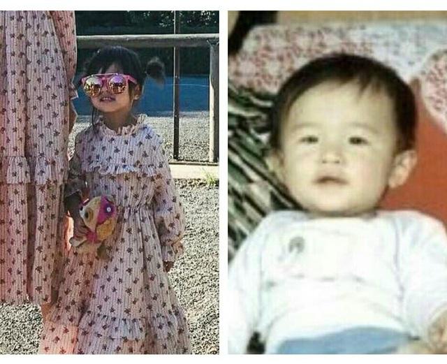 Con gái Châu Kiệt Luân được khen giống ông hoàng nhạc Pop xứ Đài khi còn nhỏ.