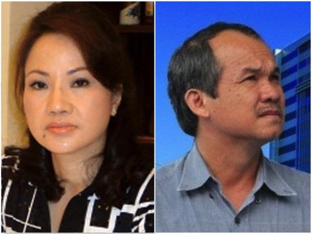 Bà Chu Thị Bình đòi được tiền tươi nhưng mất tiền trong tài khoản chứng khoán; còn bầu Đức thì đang dần hồi phục lại tài sản trên sàn