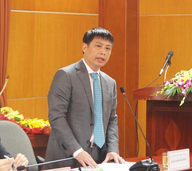 Ông Đặng Hoàng Hải - Cục trưởng Cục Thương mại điện tử và Kinh tế số, Bộ Công Thương (ảnh: Tap chí Công thương)