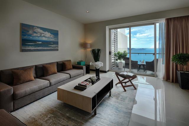 """Yếu tố vàng thu hút và chinh phục khách hàng của The Costa Nha Trang chính là cảm giác """"nghỉ dưỡng tại gia"""", trải nghiệm """"ngôi nhà thứ hai"""" sang trọng, đầy đủ tiện nghi."""