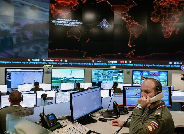 Nga đã mời đại diện của 57 quốc gia và đại diện của NATO, EU giám sát cuộc tập trận. (Ảnh: Sputnik)