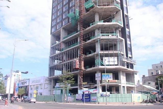 Số 57 Lê Duẩn hiện nay một phần đang được cho thuê buôn bán thời trang, phần còn lại đang xây dựng khách sạn cao tầng.