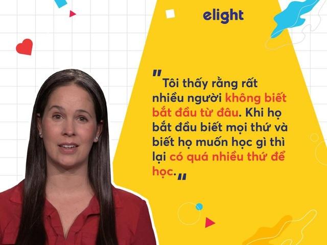 """Học tiếng Anh: Cách phát âm chuẩn như người bản ngữ của """"cô giáo youtube"""" Rachel - 2"""