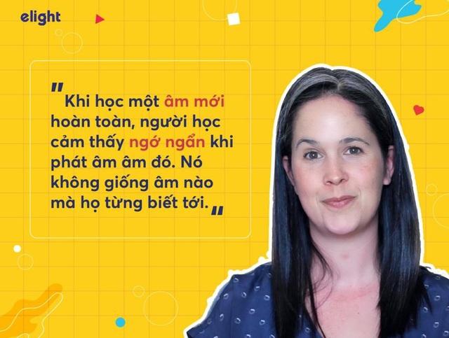 """Học tiếng Anh: Cách phát âm chuẩn như người bản ngữ của """"cô giáo youtube"""" Rachel - 3"""