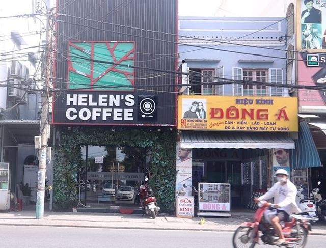Số nhà 89 Hùng Vương hiện nay là một quán coffee.