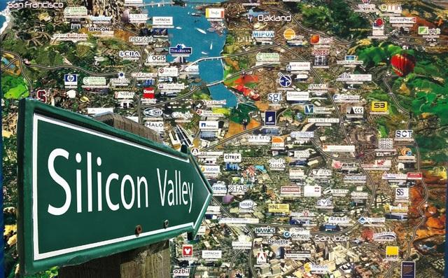 Thung lũng Silicon đang mất đi vị thế dẫn đầu vào tay người Trung Quốc.