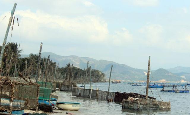 Tại nhiều vùng nuôi trồng thủy sản vẫn chưa thể phục hồi vì thiếu vốn