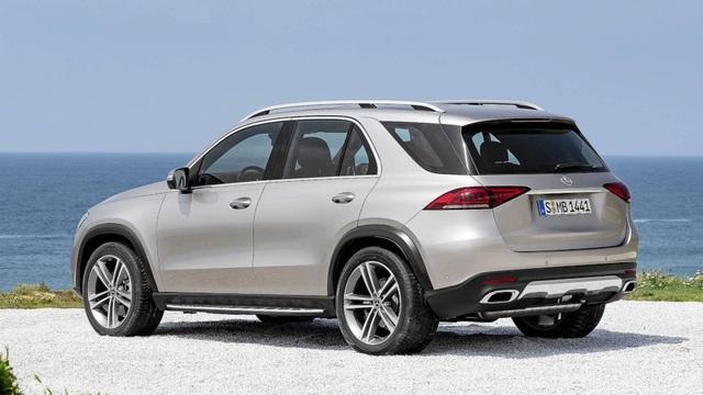 Mercedes-Benz chính thức giới thiệu GLE thế hệ mới - 9