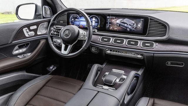 Mercedes-Benz chính thức giới thiệu GLE thế hệ mới - 3