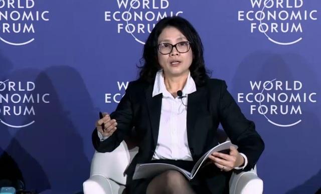Bà Lương Thị Lệ Thủy, Tổng giám đốc Cisco Việt Nam, cho rằng Việt Nam đối mặt với nhiều thách thức trong tương lai