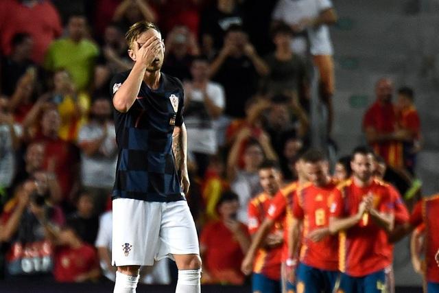 Croatia hứng chịu thất bại nặng nề nhất lịch sử