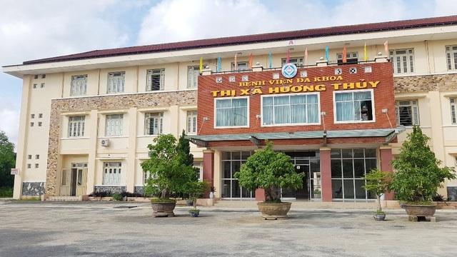 Bệnh viện đa khoa Thị xã Hương Thủy bị tố đã nhiều lần chẩn đoán sai, suýt hại mạng người