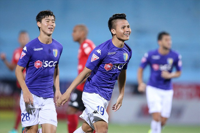 CLB Hà Nội khẳng định Quang Hải vẫn tiếp tục thi đấu ở V-League
