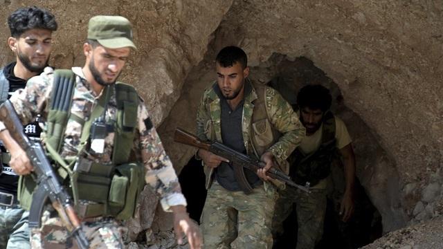 Idlib đang trở thành điểm nóng chiến sự ở Syria. (Ảnh minh họa: AP)