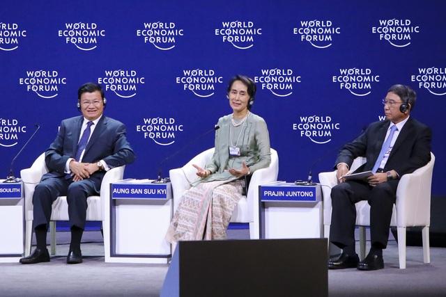Lãnh đạo cấp cao các nước Mekong khẳng định mục tiêu của khu vực Mekong là hoà bình, hợp tác, phát triển, kết nối