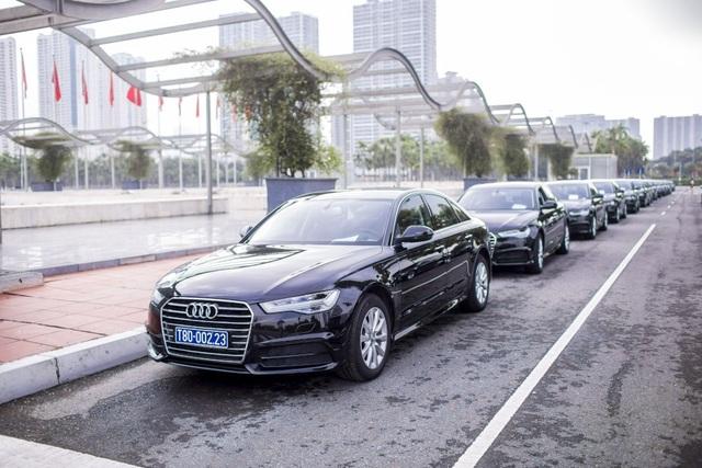 Audi Việt Nam đồng hành cùng Diễn đàn Kinh tế Thế giới về ASEAN (WEF) tại Hà Nội - 6