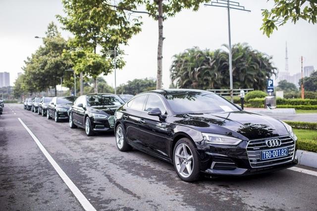 Audi Việt Nam đồng hành cùng Diễn đàn Kinh tế Thế giới về ASEAN (WEF) tại Hà Nội - 5