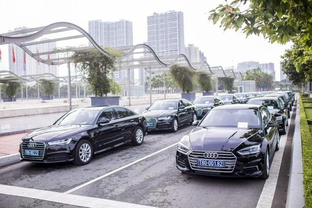 Audi Việt Nam đồng hành cùng Diễn đàn Kinh tế Thế giới về ASEAN (WEF) tại Hà Nội - 3