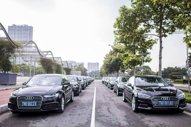 Audi Việt Nam đồng hành cùng Diễn đàn Kinh tế Thế giới về ASEAN (WEF) tại Hà Nội - 2