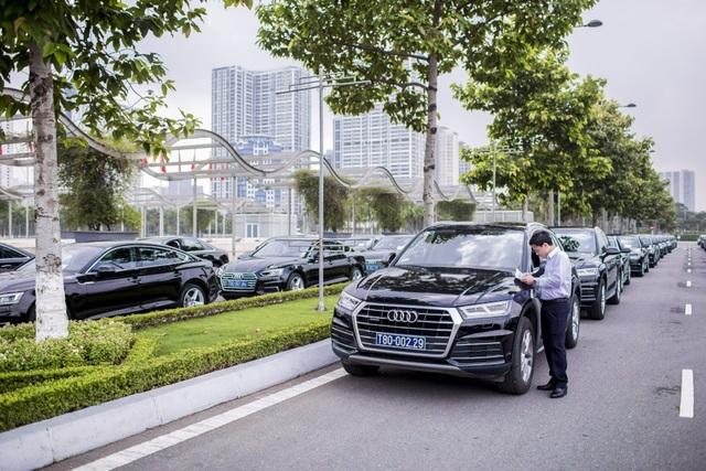 Audi Việt Nam đồng hành cùng Diễn đàn Kinh tế Thế giới về ASEAN (WEF) tại Hà Nội - 4