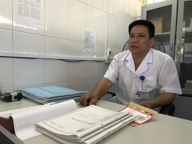 Ông Mạc Văn Lâm - Trưởng phòng khám OPC Trung tâm Y tế huyện Quế Phong cho biết hiện tại phòng khám đang điều trị cho 1.123 bệnh nhân có H tập trung tại các xã như Tiền Phong, Mường Nọc, Đồng Văn...