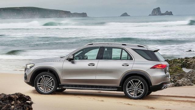 Mercedes-Benz chính thức giới thiệu GLE thế hệ mới - 8