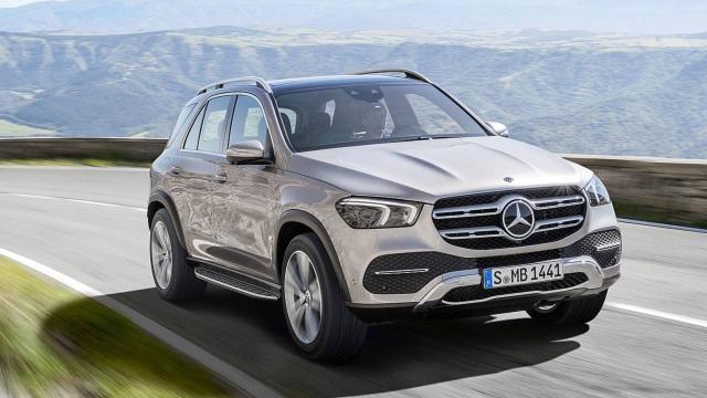Mercedes-Benz chính thức giới thiệu GLE thế hệ mới - 6