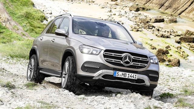 Mercedes-Benz chính thức giới thiệu GLE thế hệ mới - 1