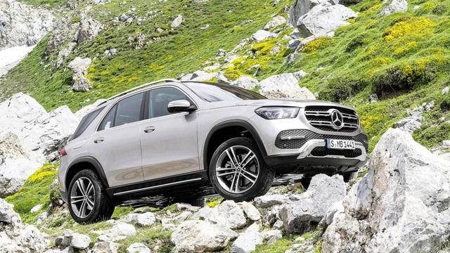Mercedes-Benz chính thức giới thiệu GLE thế hệ mới - 12