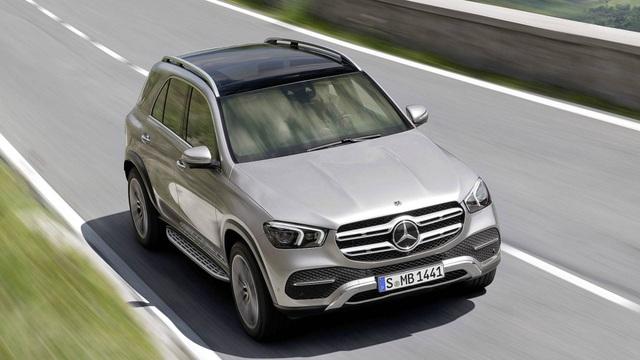 Mercedes-Benz chính thức giới thiệu GLE thế hệ mới - 11