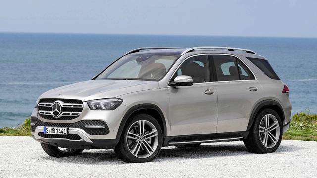 Mercedes-Benz chính thức giới thiệu GLE thế hệ mới - 7