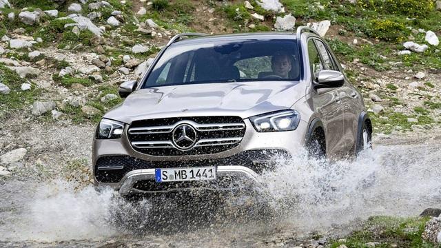 Mercedes-Benz chính thức giới thiệu GLE thế hệ mới - 5
