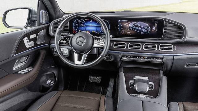 Mercedes-Benz chính thức giới thiệu GLE thế hệ mới - 16