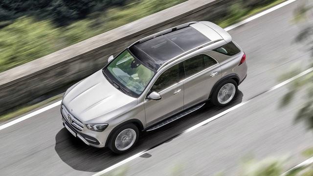 Mercedes-Benz chính thức giới thiệu GLE thế hệ mới - 10
