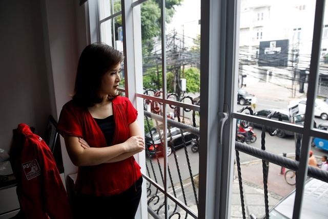 Grace Natalie (Ảnh: Reuters)