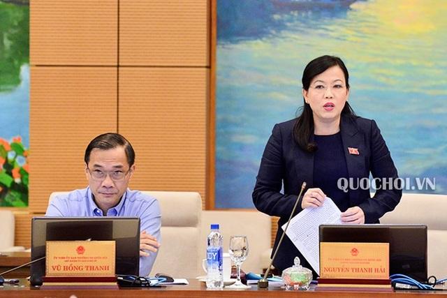 Trưởng ban Dân nguyện Nguyễn Thanh Hải: Có chuyện độc quyền trong việc bán sách tiếng Việt Công nghệ giáo dục?.