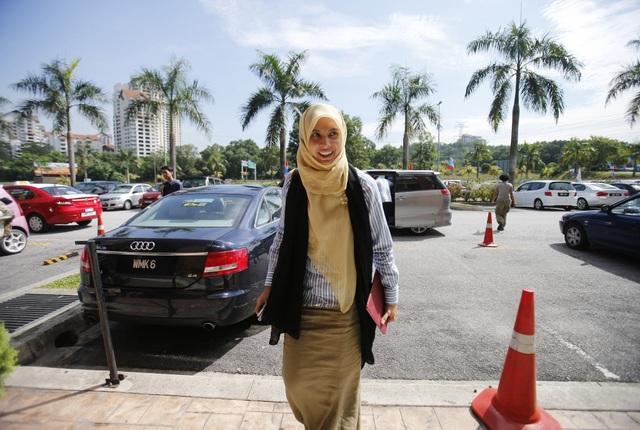 Nurul Izzah Anwar (Ảnh: Reuters)
