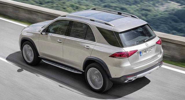 Mercedes-Benz chính thức giới thiệu GLE thế hệ mới - 2