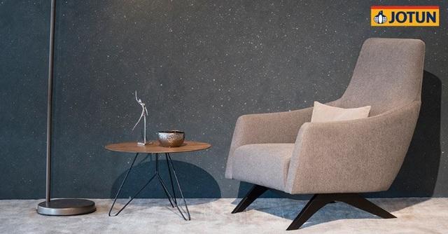 Majestic Design Diamond là dòng sơn nội thất của Jotun giúp tường nhà của bạn như bầu trời lấp lánh các vì sao một cách tinh tế