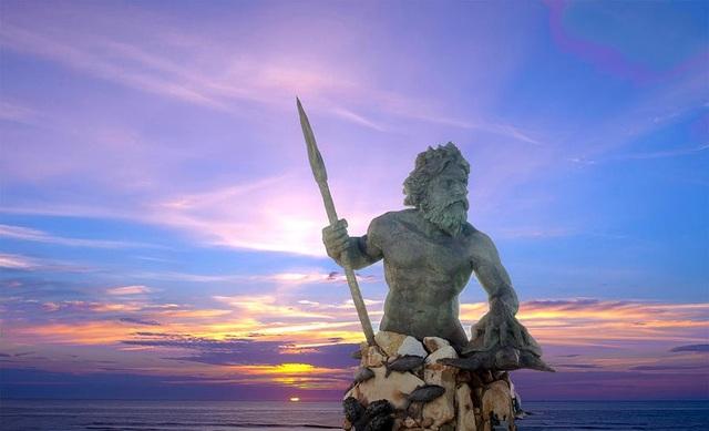 Những bờ biển sở hữu bức tượng nổi tiếng thế giới - 3
