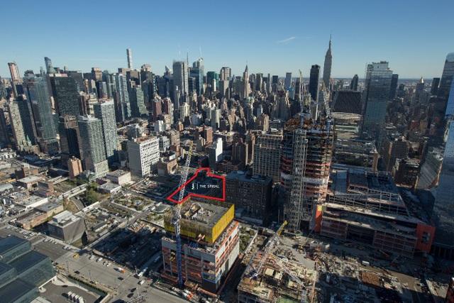The Spiral với thiết kế hiện đại, độc đáo và quy mô lớn sẽ là viên ngọc quý của thị trường văn phòng tại New York.
