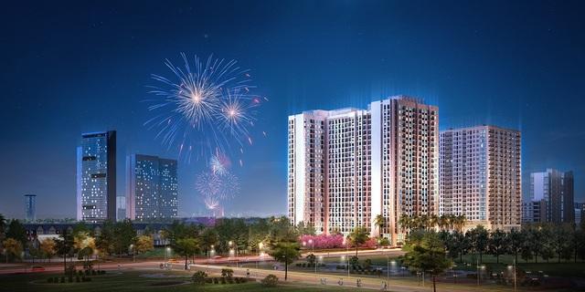Anland Premium tọa lạc tại cửa ngõ khu đô thị Dương Nội
