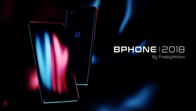Bản thiết kế 3D mô phỏng điện thoại Bphone 3 của Bkav.