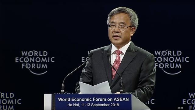 Phó Thủ tướng Quốc vụ viện Trung Quốc Hồ Xuân Hoa