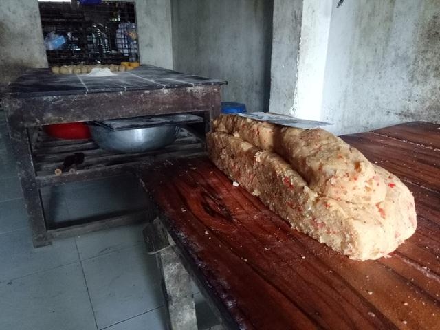 Cơ sở bánh trung thu Hảo Hưng chưa đảm bảo vệ sinh an toàn thực phẩm